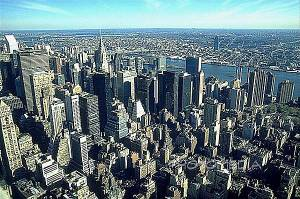 Urbanisation in New York