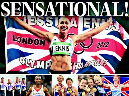 GB Olympic glory
