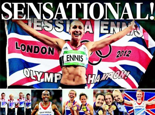 GB Olympic glory