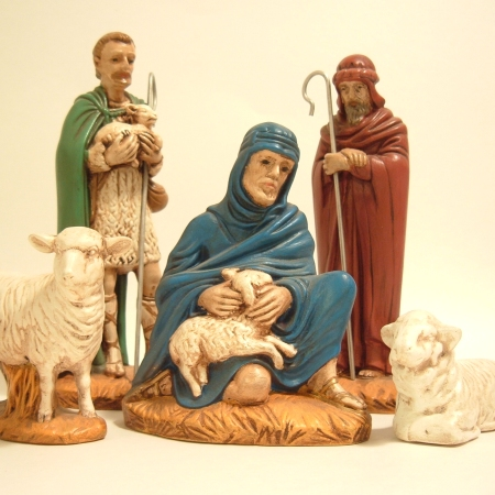 Nativity Shepherds