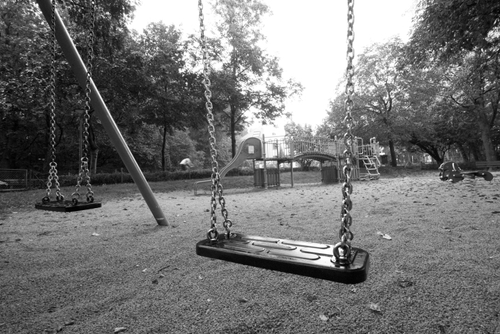 newtown empty playground